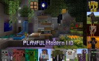 Playful Modern - Resource Packs
