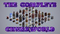 The Complete ChunkWorld - Maps