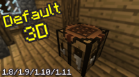 Default 3D - Resource Packs
