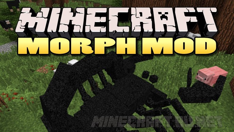 Morph v. 0. 9. 3 [1. 7. 10] › mods › mc-pc. Net — minecraft downloads.