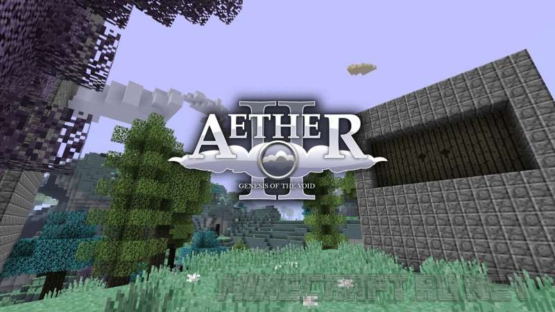 1. 7. 10] aether ii: the genesis of the void (back on 1. 7. 10! More.