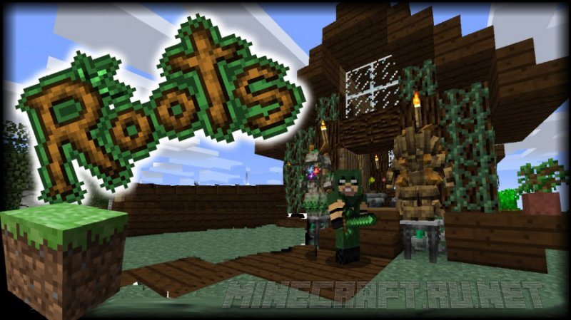 Orespawn mod 1. 10. 2/1. 9. 4/1. 7. 10 | minecraft mods.