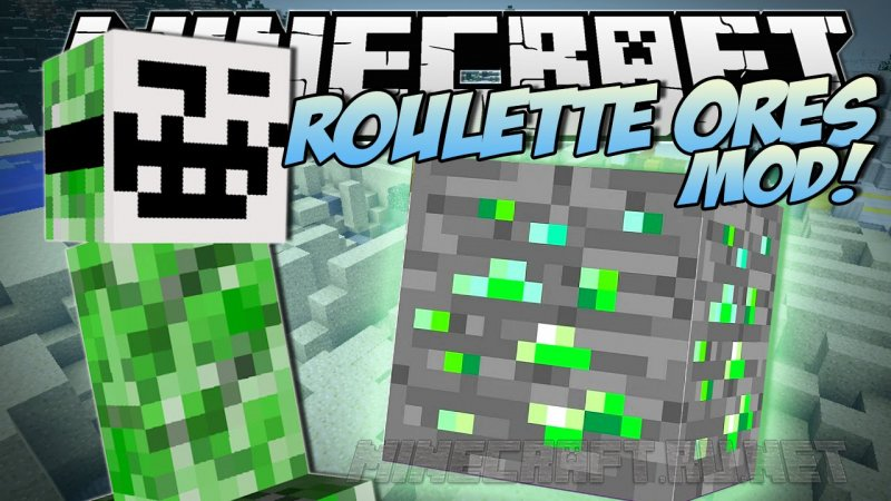 Minecraft Roulette Ores