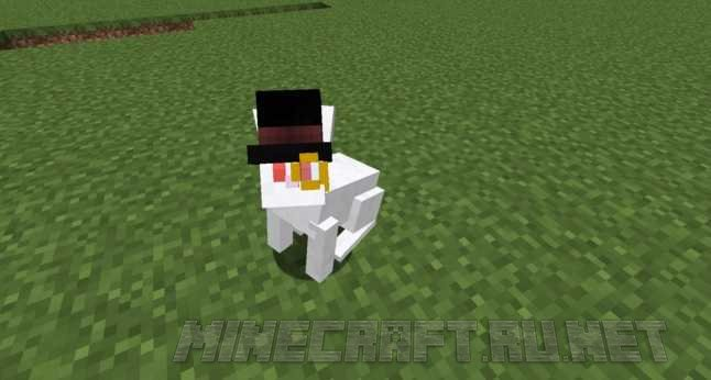 how to build a minecraft bunny