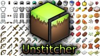 DTDsphere's Texture Unstitcher - Soft