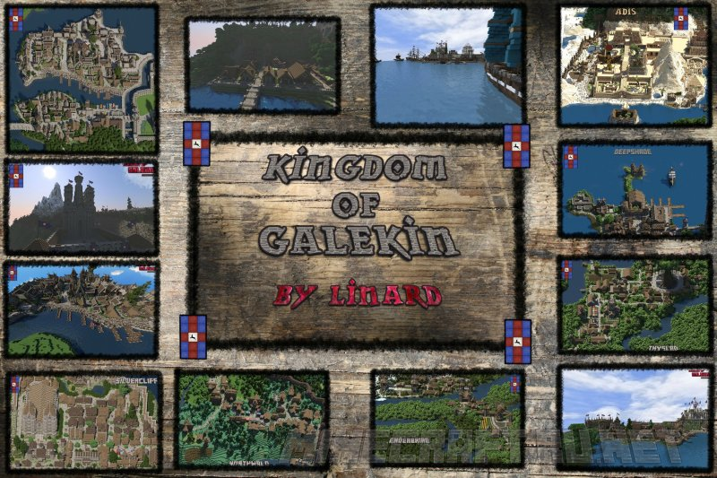 Minecraft Kingdom Of Galekin