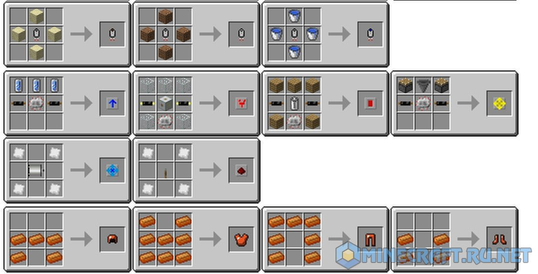 Industrial Craft  How To Move Machines