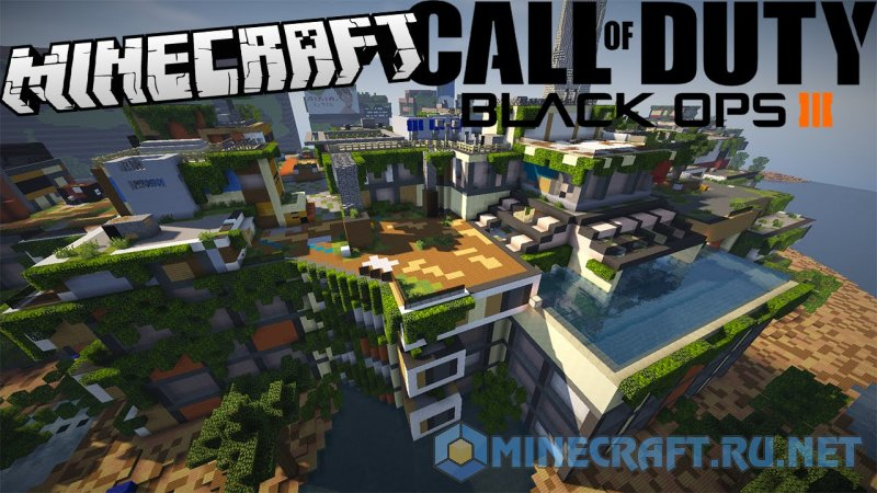Call Of Duty Black Ops Evac Maps MCPCNET - Maps fur minecraft 1 8 9