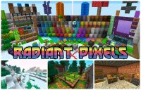 Radiant Pixels - Resource Packs