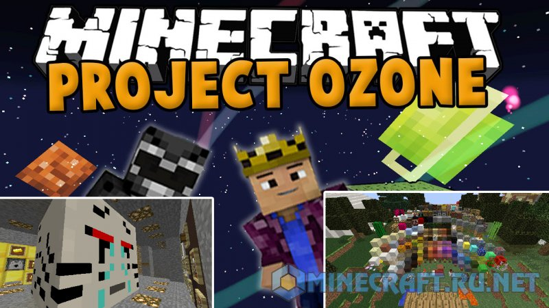 Minecraft Ozone Resources