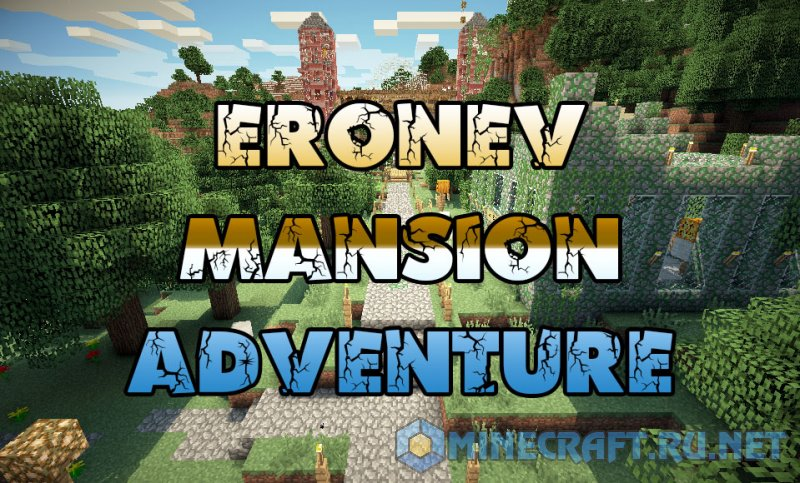 Minecraft Eronev Mansion Adventure