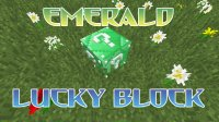 Lucky Block Emerald - Моды