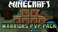Warriors PVP Pack - Resource Packs