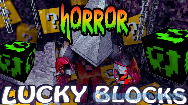Minecraft Lucky Block Horror