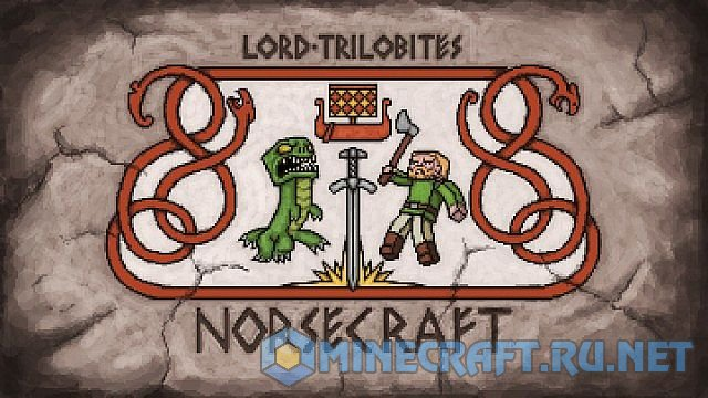 Minecraft Lord Trilobite's Norsecraft