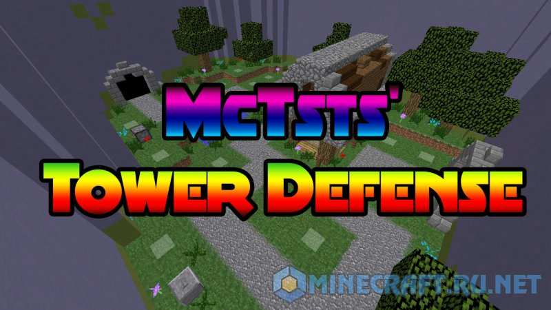 Minecraft McTsts' Tower Defense