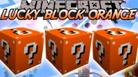 Lucky Block Orangey - Mods