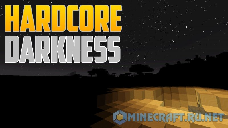Minecraft Hardcore Darkness
