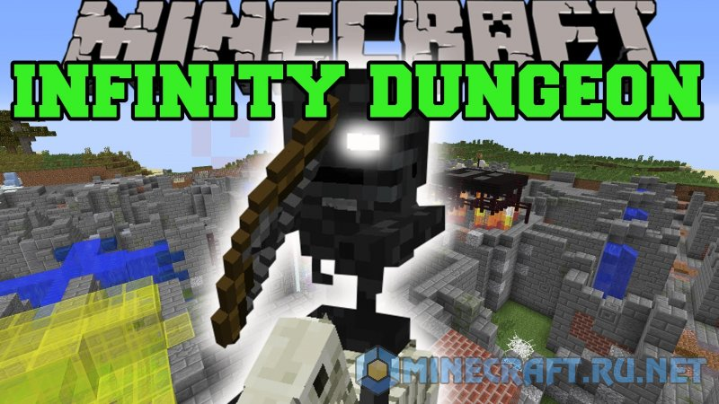 Minecraft Infinity Dungeon