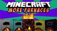 More Furnaces - Mods