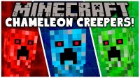 Chameleon Creepers - Mods