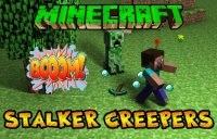 Stalker Creepers - Mods