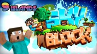 Skyblock: Nine Islands - Maps