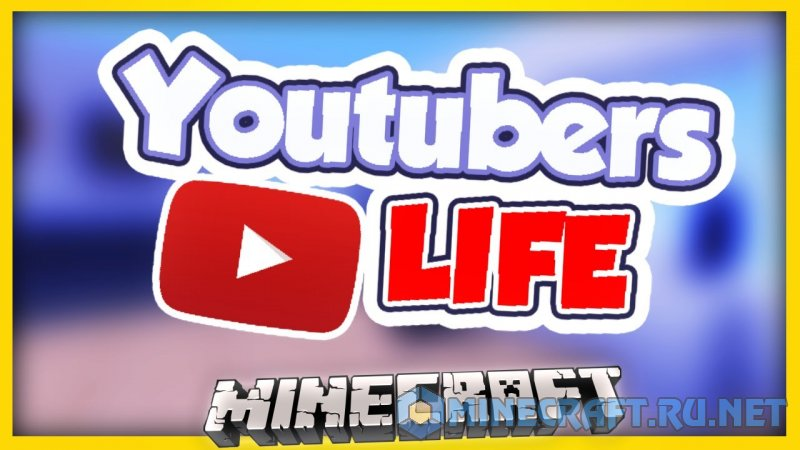 Minecraft Youtubers Life