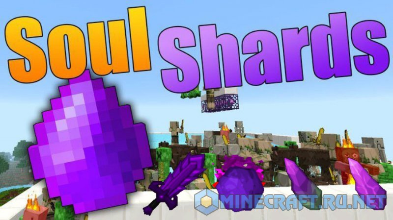 Minecraft Soul Shards: TOW