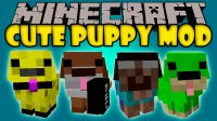 Cute Puppy - Mods