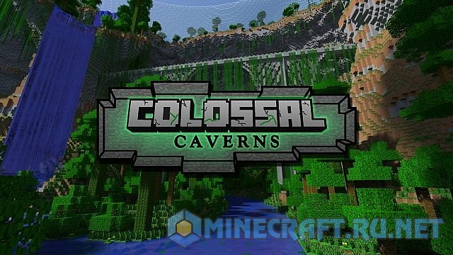 Minecraft Colossal Caverns