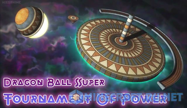Minecraft Dragon Ball Super: Tournament Of Power