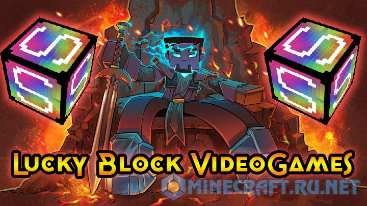 Minecraft Lucky Block VideoGames