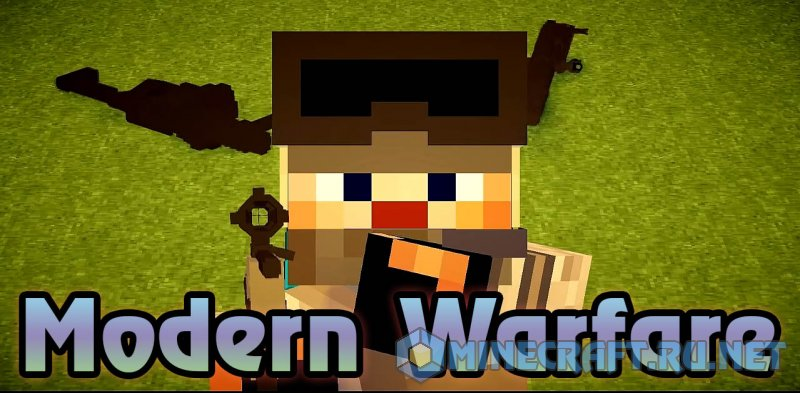 Minecraft Modern Warfare