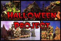 Halloween Project - Maps