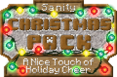 Minecraft Alvoria's Sanity - Christmas Add-on Pack