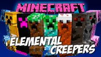 Elemental Creepers Redux - Mods