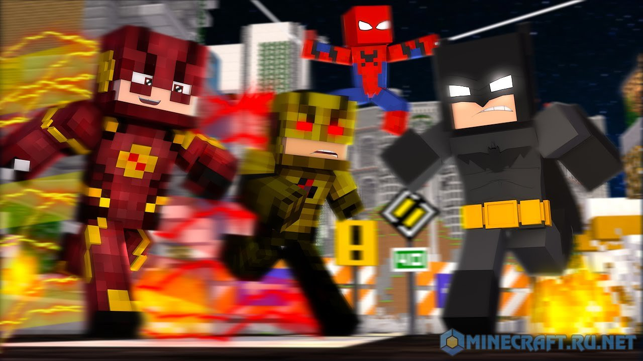 superheroes unlimited mod 1.7.10 crafting recipes